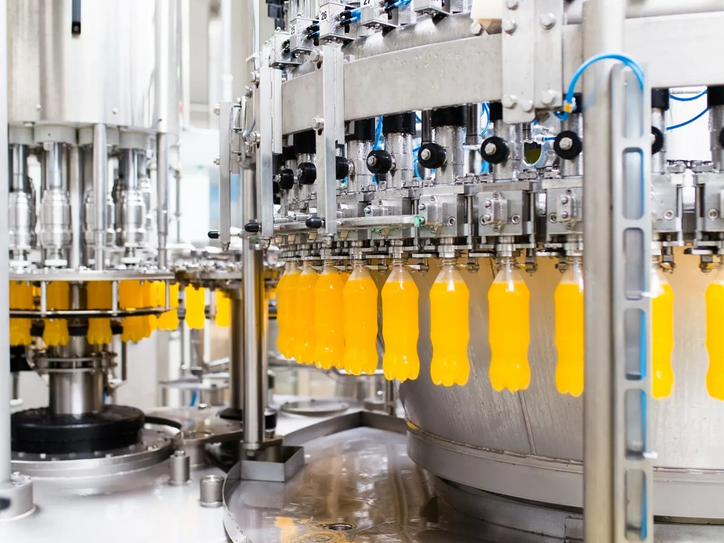 Best practices in food and beverage manufacturing