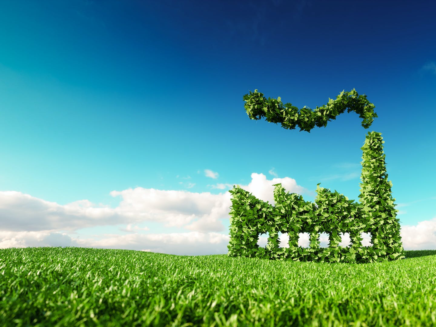 Carbon neutrality challenges in manufacturing