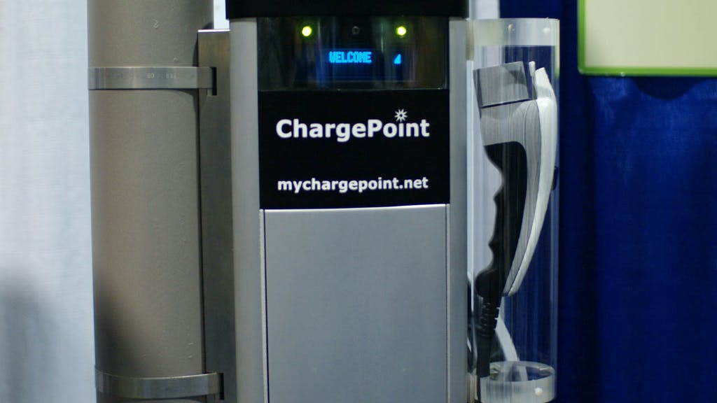 Expandable ERP Case Study - ChargePoint