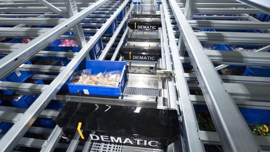 Infor CloudSuite Industrial (Syteline) Case Study - Dematic Asia Pacific