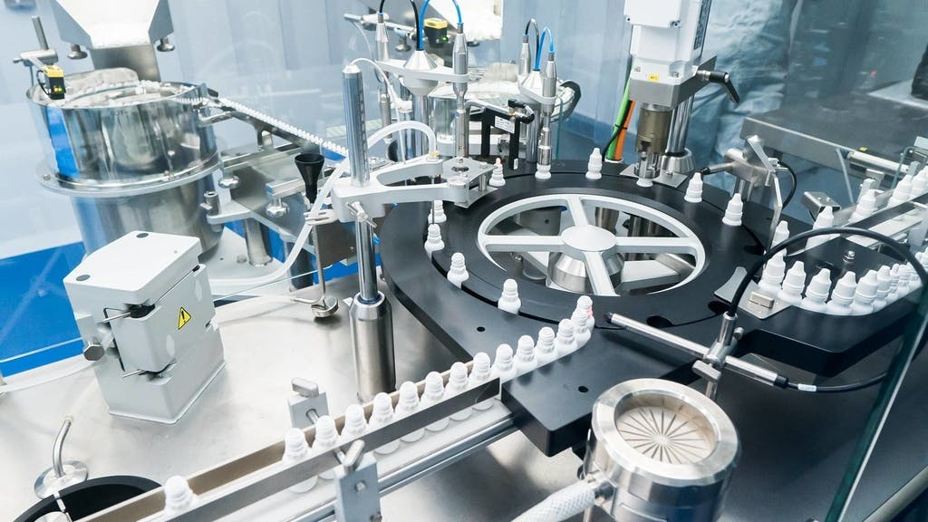QAD Enterprise Applications Case Study - Aesica Pharmaceuticals