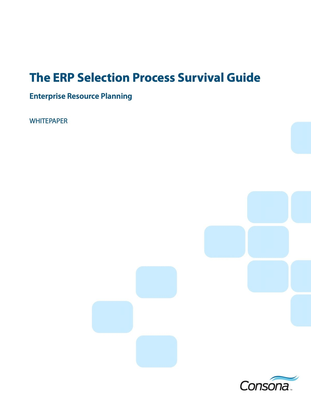 Made2Manage ERP White Paper - The ERP Selection Process Survival Guide