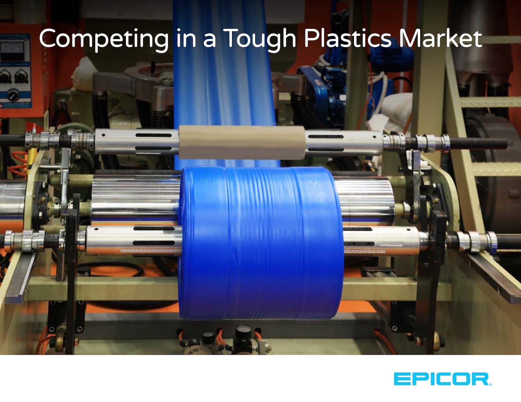 Epicor Mattec (Advanced MES) White Paper - Competing in a Tough Plastics Market