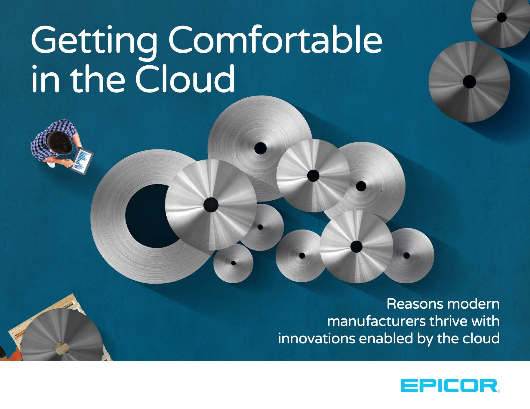 Epicor ERP White Paper - Getting Comfortable in the Cloud