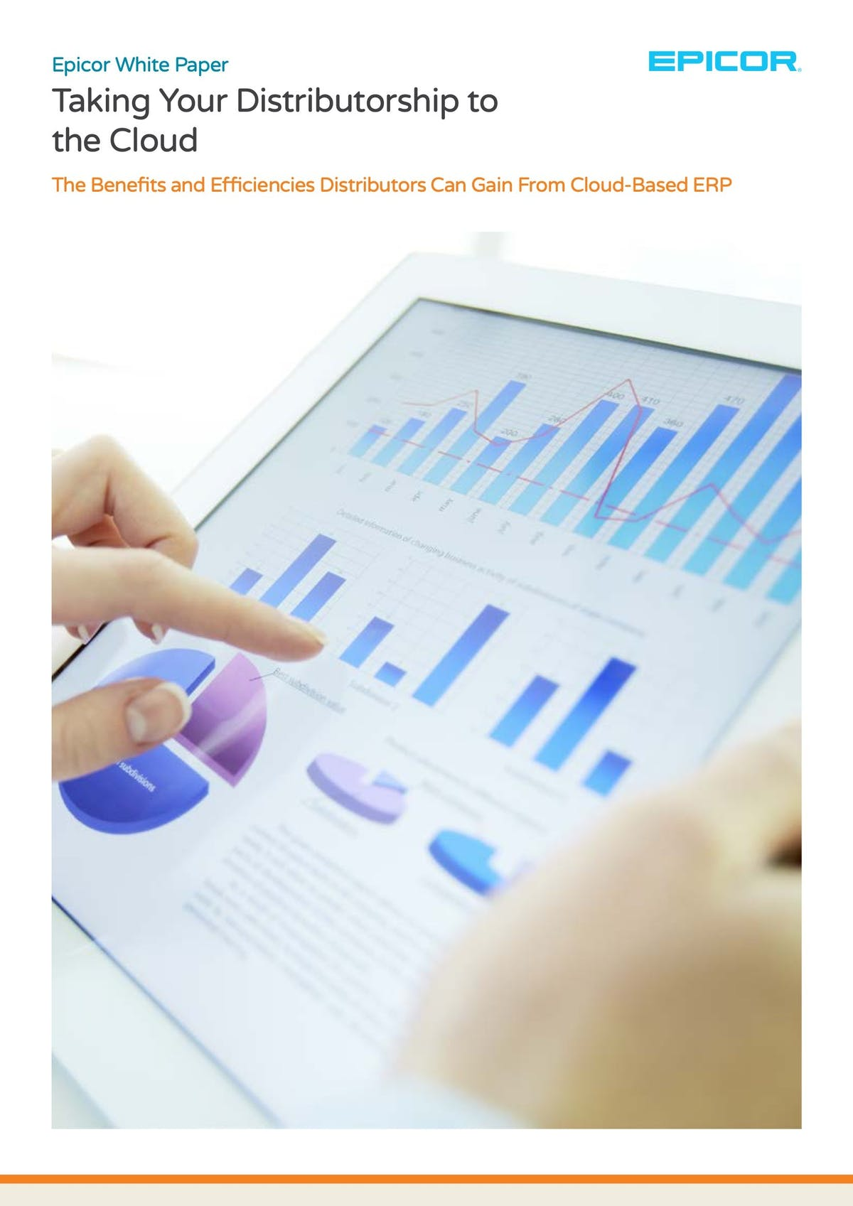 Epicor Eclipse White Paper - Taking Your Distributorship to the Cloud