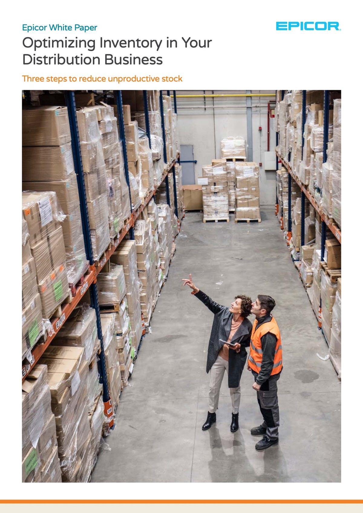 Epicor Eclipse White Paper - Optimizing Inventory in Your Distribution Business