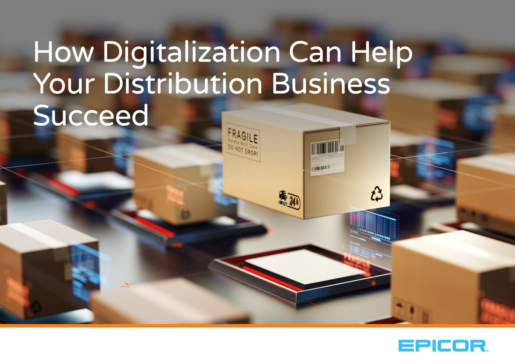 Epicor Prophet 21 White Paper - How Digitalization Can Help Your Distribution Business Succeed