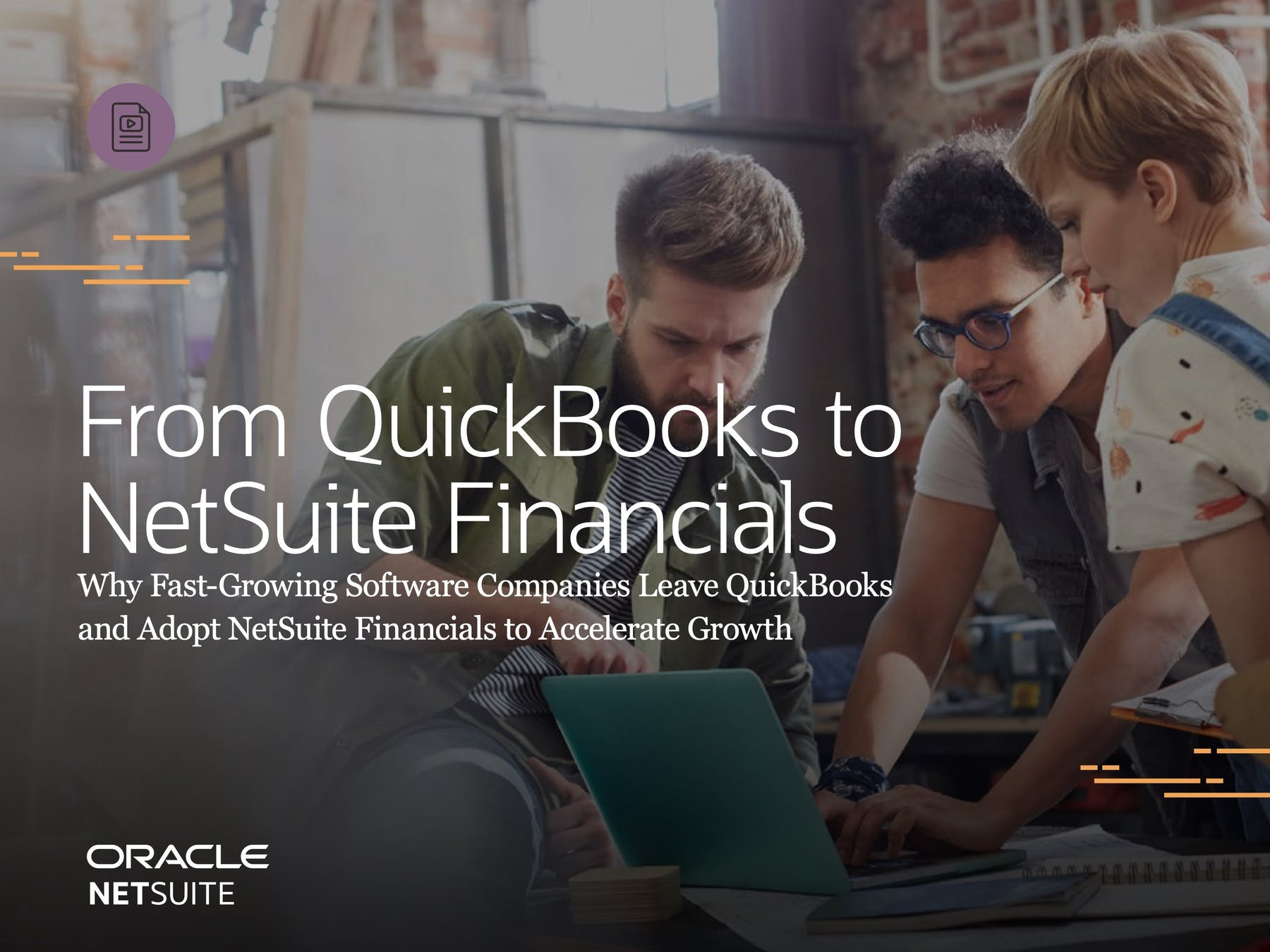 NetSuite ERP White Paper - From Quickbooks to NetSuite
