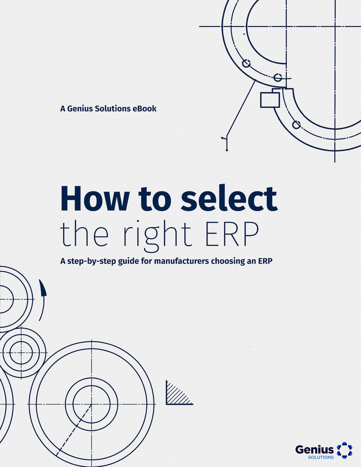 Genius ERP White Paper - How To Select The Right ERP