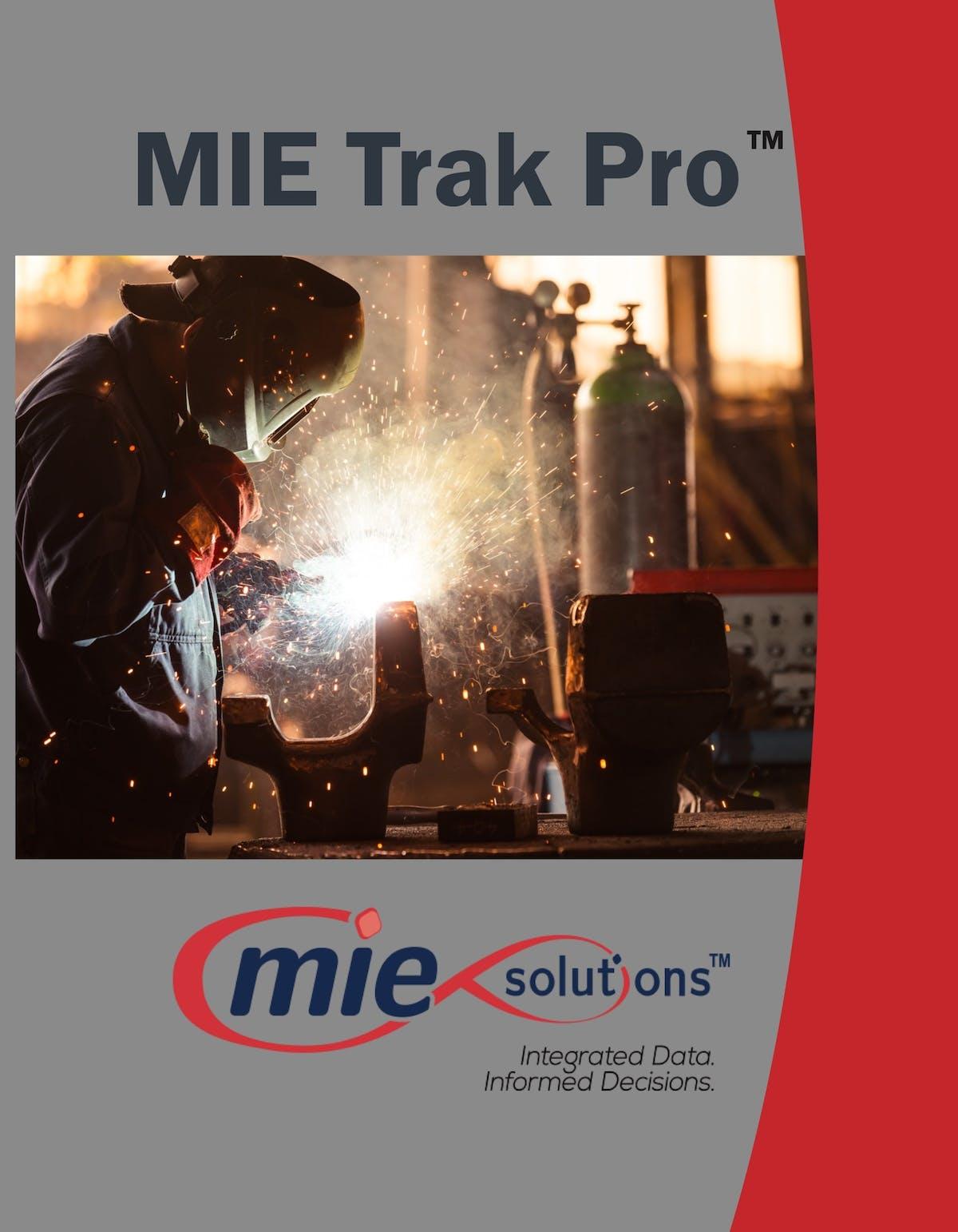 MIE Trak Pro White Paper - MIE Trak Pro
