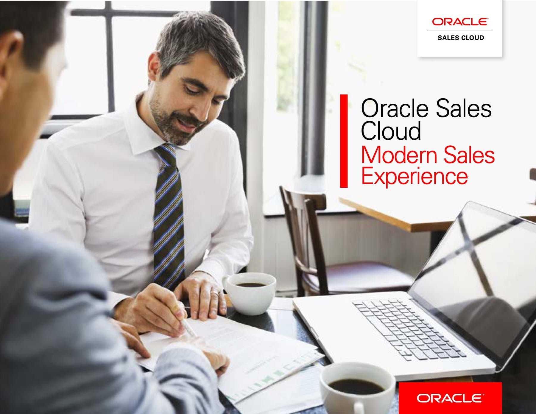 Oracle ERP Cloud Applications White Paper - Modern Sales Experience