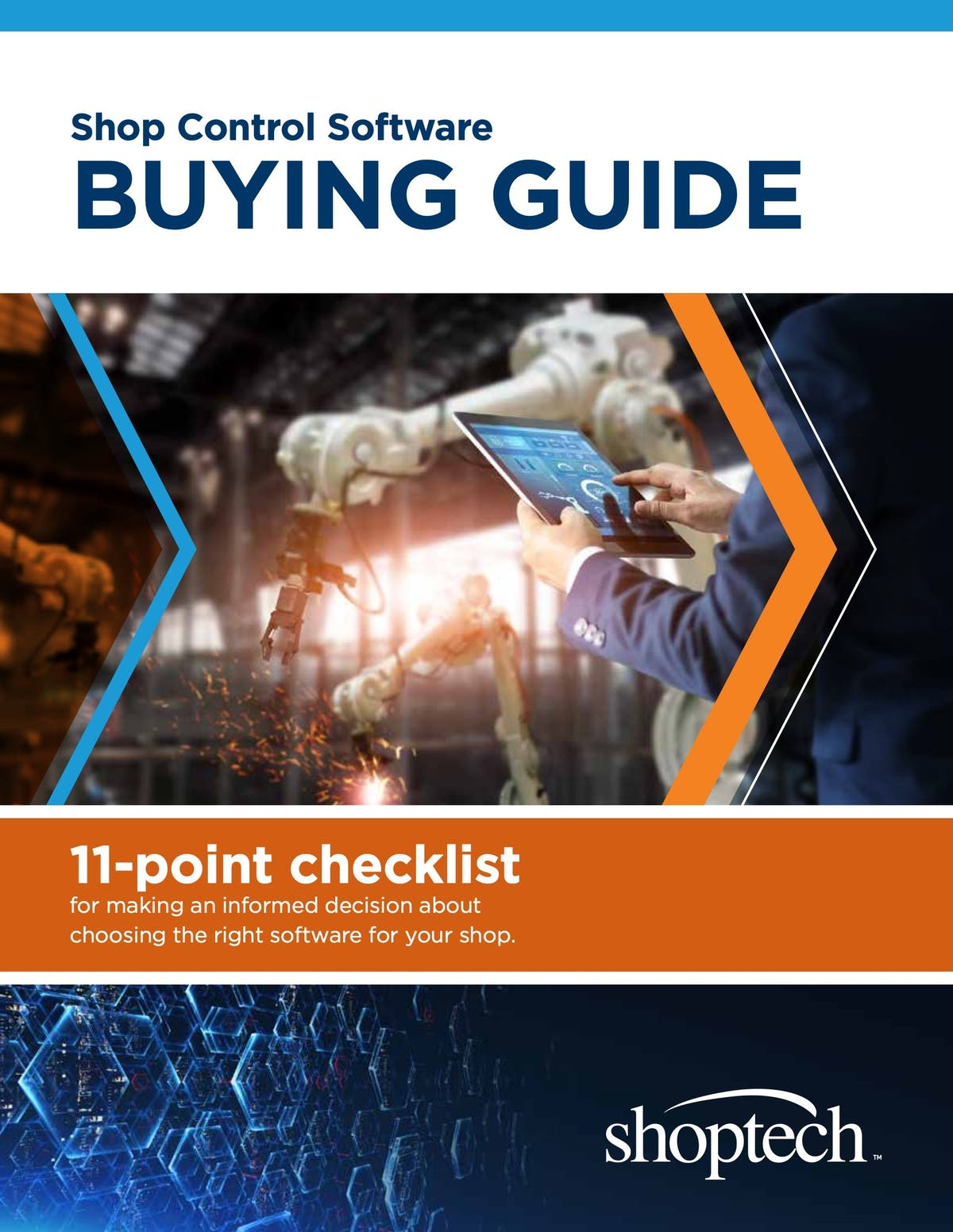 E2 Shop System White Paper - Shop Control Software Buying Guide