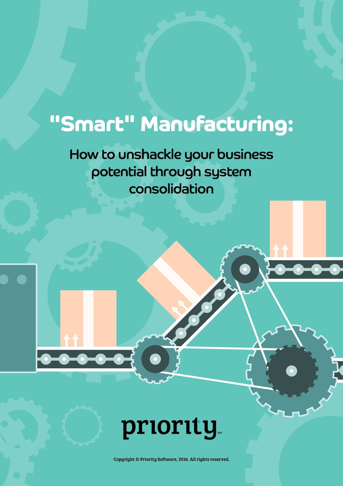 "Priority Software ERP White Paper - ""Smart"" Manufacturing"