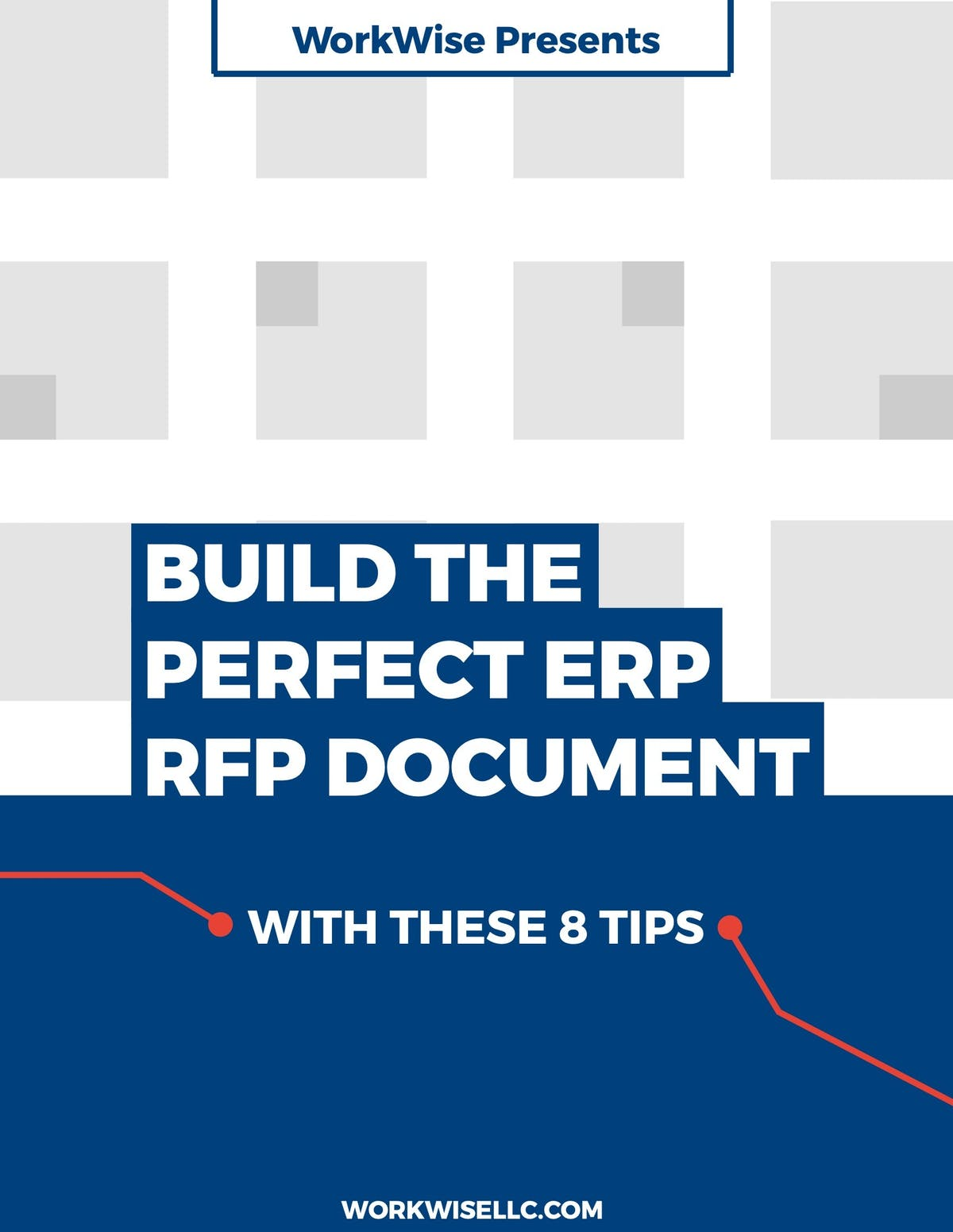 WorkWise ERP White Paper - Build the Perfect ERP RFP Document