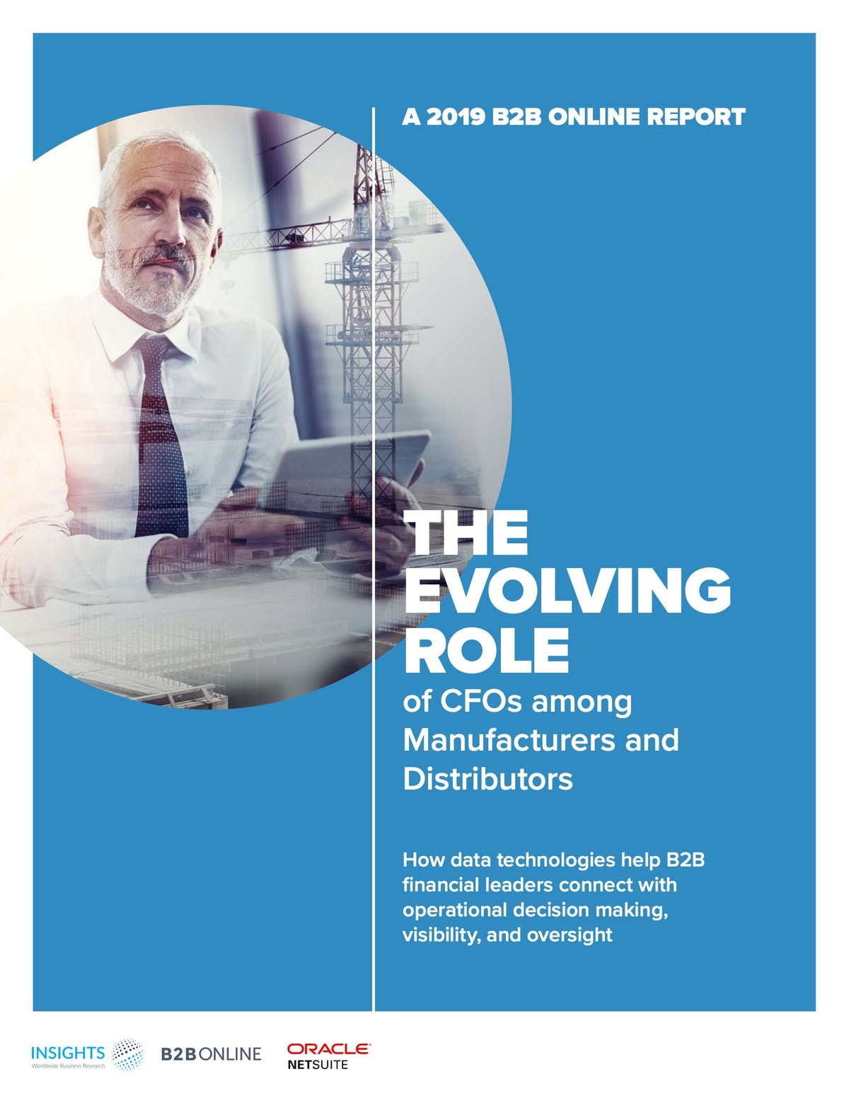 NetSuite ERP White Paper - The Evolving Role of CFOs Among Manufacturers and Distributors