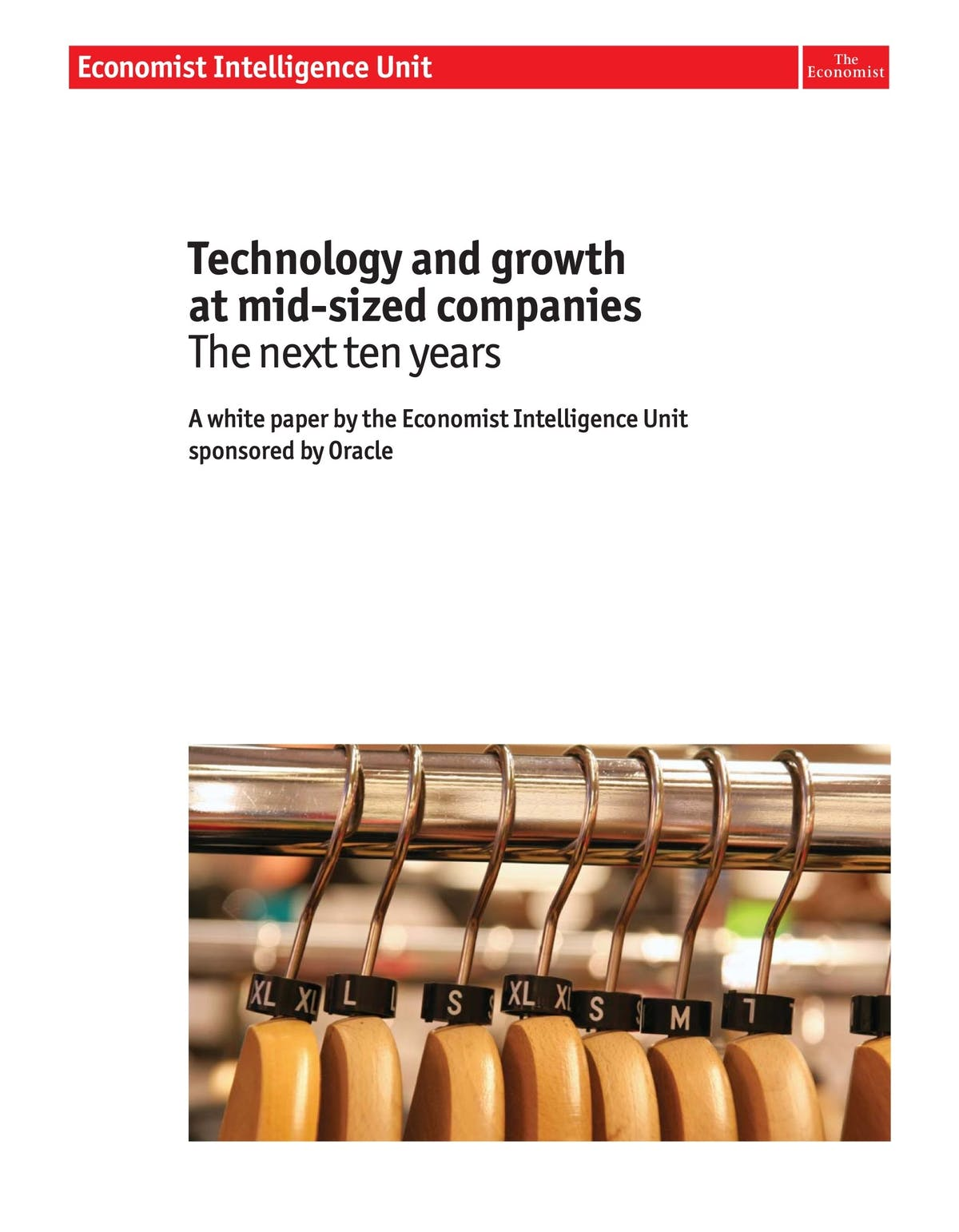 Oracle E-Business Suite White Paper - Technology & Growth at Midsized Companies