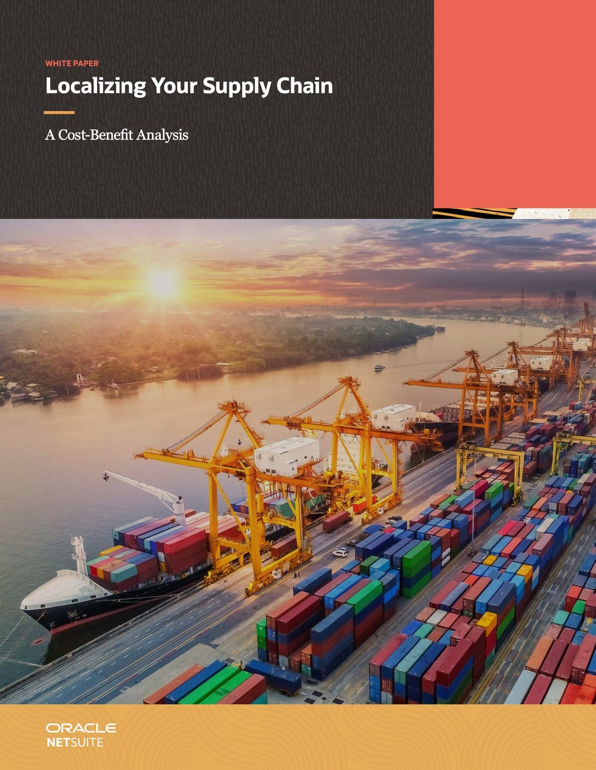 NetSuite ERP White Paper - Localizing Your Supply Chain