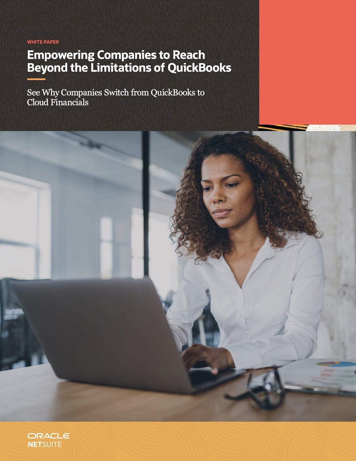 NetSuite ERP White Paper - Beyond The Limitations Of Quickbooks