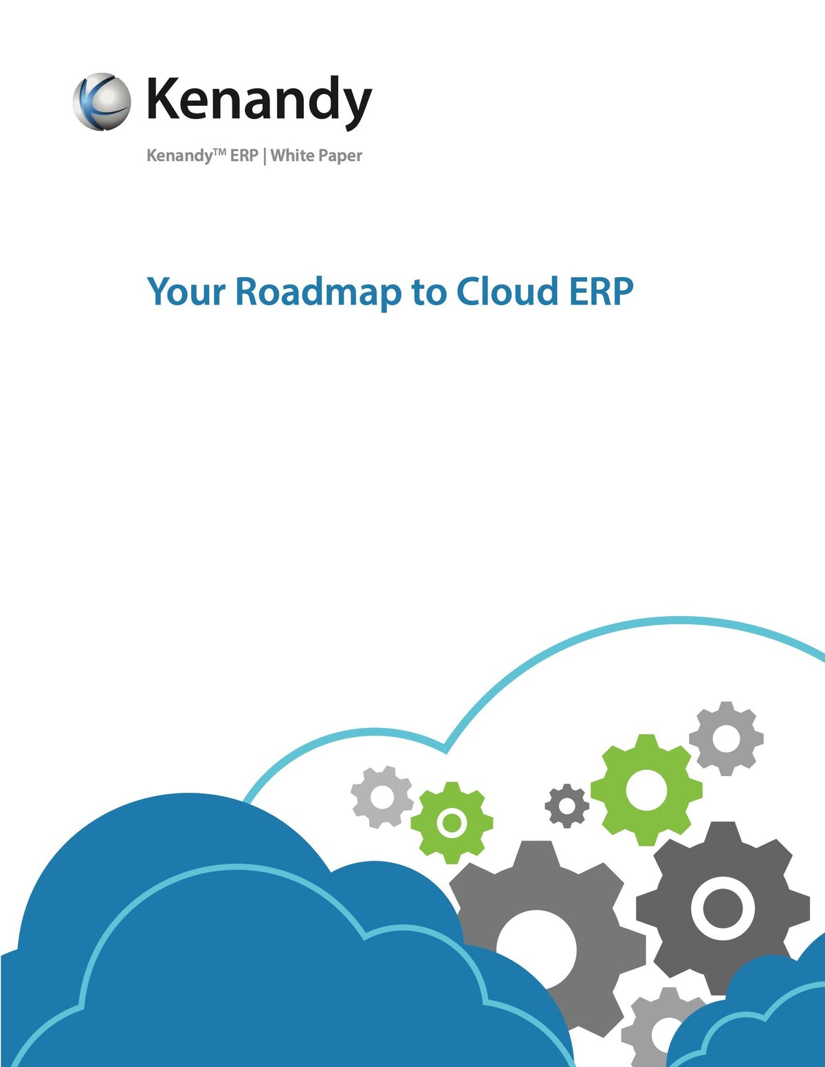 Kenandy ERP White Paper - Your Roadmap to Cloud ERP